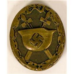 WWII German Lapel Pin  #110883