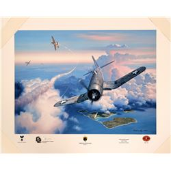 American Fighter Aces, Ken Walsh  #109407
