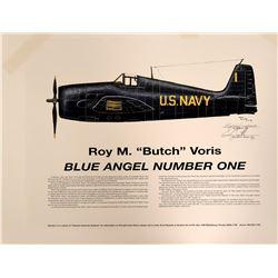 Blue Angel Number One  #109405