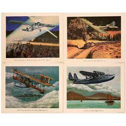 Famous Flight prints  #109440