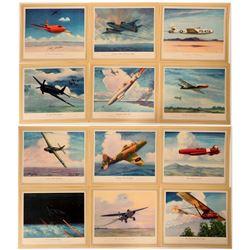 First Jet & Rocket Flights  #106156