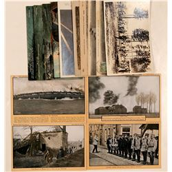 Foreign Military Postcards  #105470