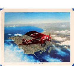 Hawks-The Beginning/Racing With Legends  #109425