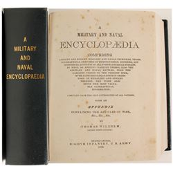 Military and Naval Encyclopeadia, 1879  #88662