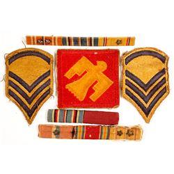 Military Insignias  #84007