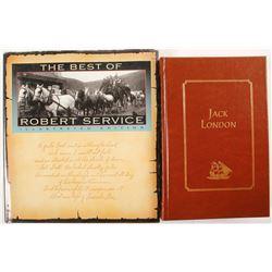 Alaska Literature Books (2)  #55768