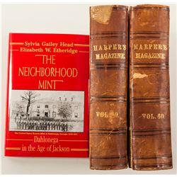 Georgia Gold Mining Books (3)  #58641