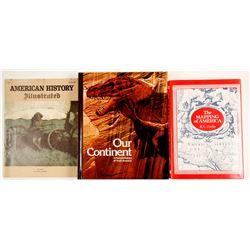 American History Publications (3)  #63372
