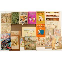 Children's Books & Book Prints  #76911