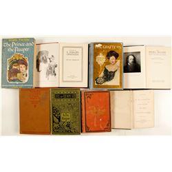Eight Varied Books  #76641