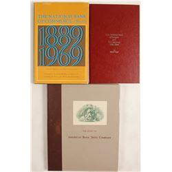 Western Banking Books (3)  #63346
