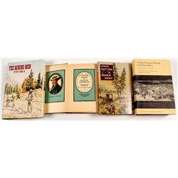 Western Gold Rush Books (4)  #55761