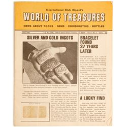 World of Treasures June 1980  #64269