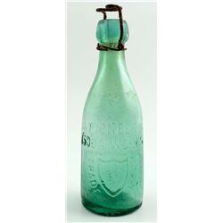 PIONEER SODA WORKS BOTTLE  #29740