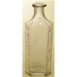 Western Medicine Bottle / Frank Walker  #109705