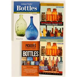 Pickers Pocket Guide to Bottles (4 Books)  #64241
