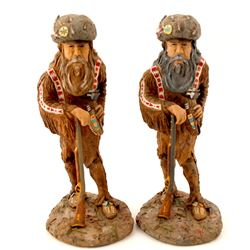 Two Buffalo Hunters - Numbers 17 and 18  #57859