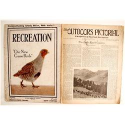California Hunting Magazines  #80635