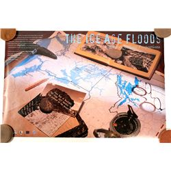 Posters of Missoula Flood (3 maps)  #91364