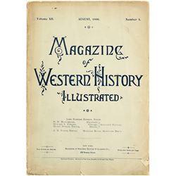 Magazine of Western History Illustrated  #91285