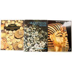 Foreign Treasure Books (3)  #58649