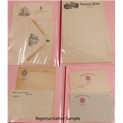 Hotel Stationery Collection  #106547