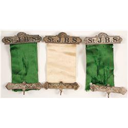 St. JBS Ribbons (3)  #90298
