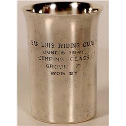 San Luis Riding Club Trophy Cup  #108008