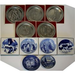 Another Christmas Plate Collection (11)  #110790