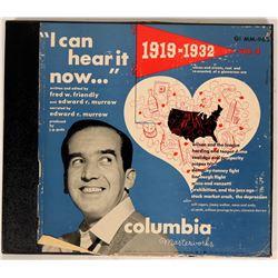 Edward R. Murrow Recordings  #109812