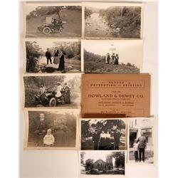 Turn of the Century Photos - El Camino Real, et al  #109454