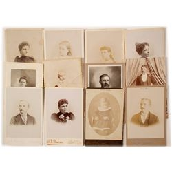 Cabinet Cards  #84405