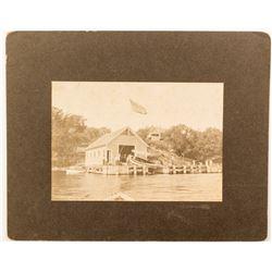 Massachusetts Boathouse Photo  #54477