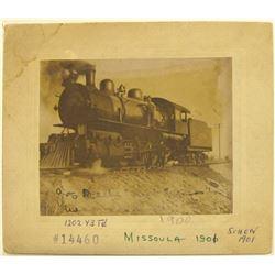 Locomotive 1202 Photo  #571424
