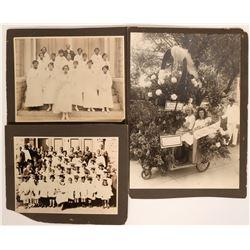 Black American School Graduation Photos, Atlantic City, NJ  #109201