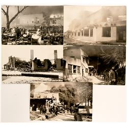Fire at the Don Fernando Hotel, 5 photos  #109207