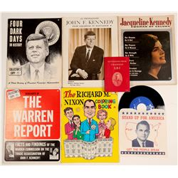 Presidential Collection Magazines & Misc.  #102760