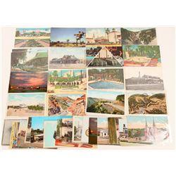Bakersfield, CA Postcards  #103348