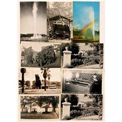 Calistoga California Postcard Collection  #91191
