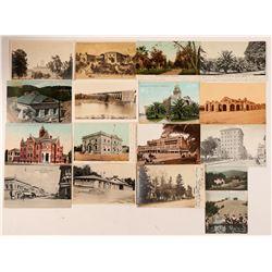 Central California Postcards  #103365
