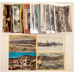 Death Valley/Scotty's Castle, CA Postcards  #103298