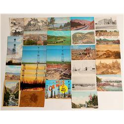 Fresno/Maricopa/Kern Postcards  #103257