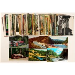 Redwood Highway Postcards  #90788