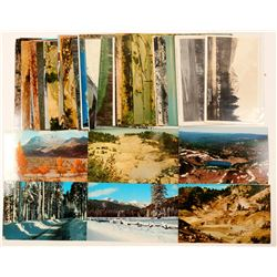 Mt. Lassen, CA Postcards  #102348