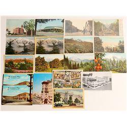 San Bernardino, CA Postcards  #103253