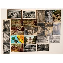 Petrified Forest Postcards (29)  #101795