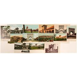 "Stanford University ""the Arch"" Postcards  #90798"