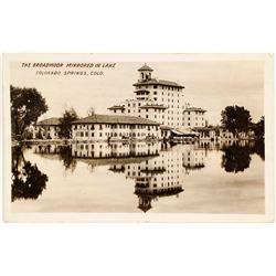 Broadmoor Hotel RPC  #76948