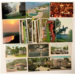 Mississippi Postcards  #102333