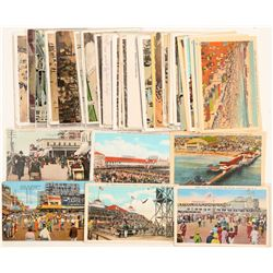 Atlantic City, New Jersey Postcards  #91324